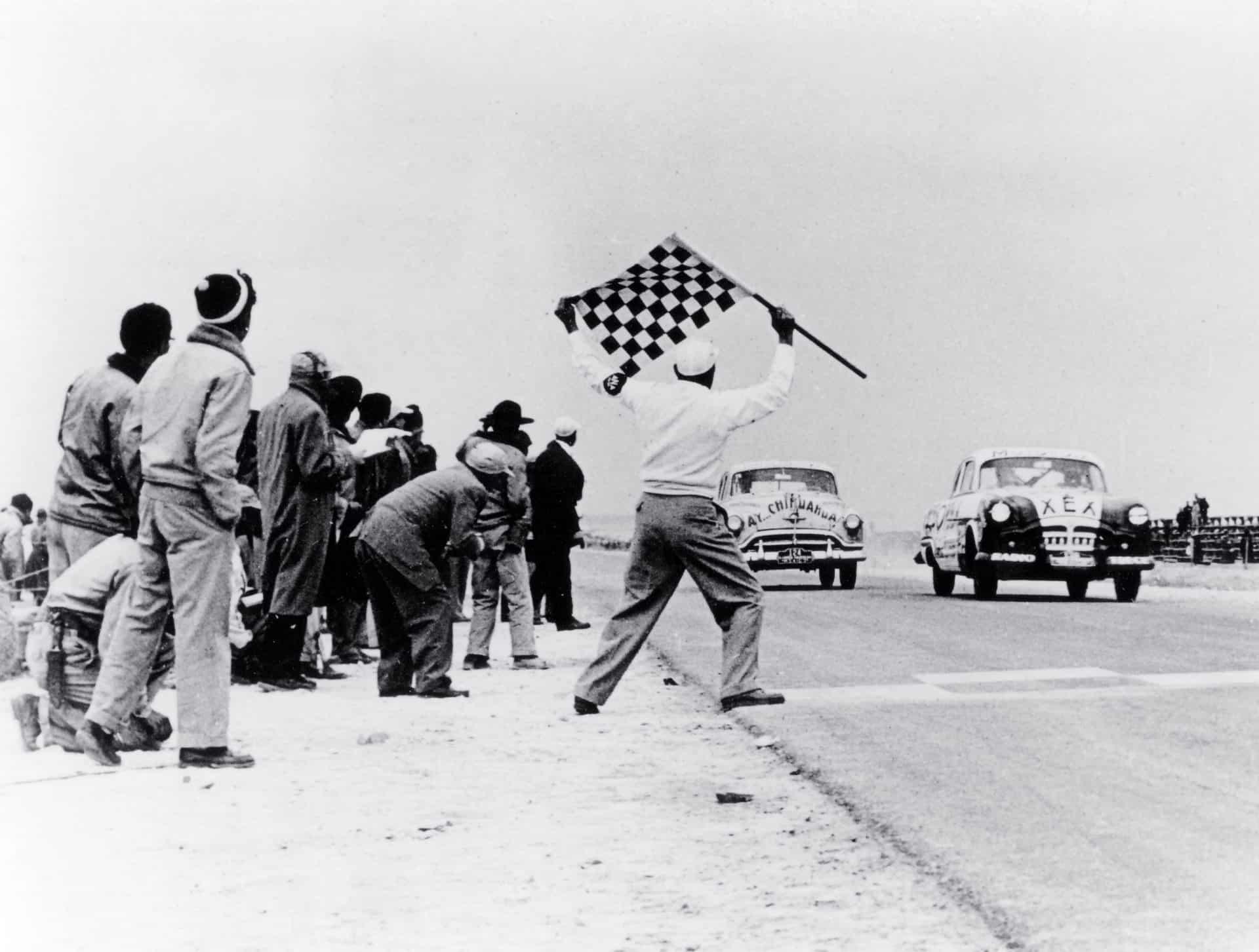 Carrera Panamericana der 1950-er Jahre