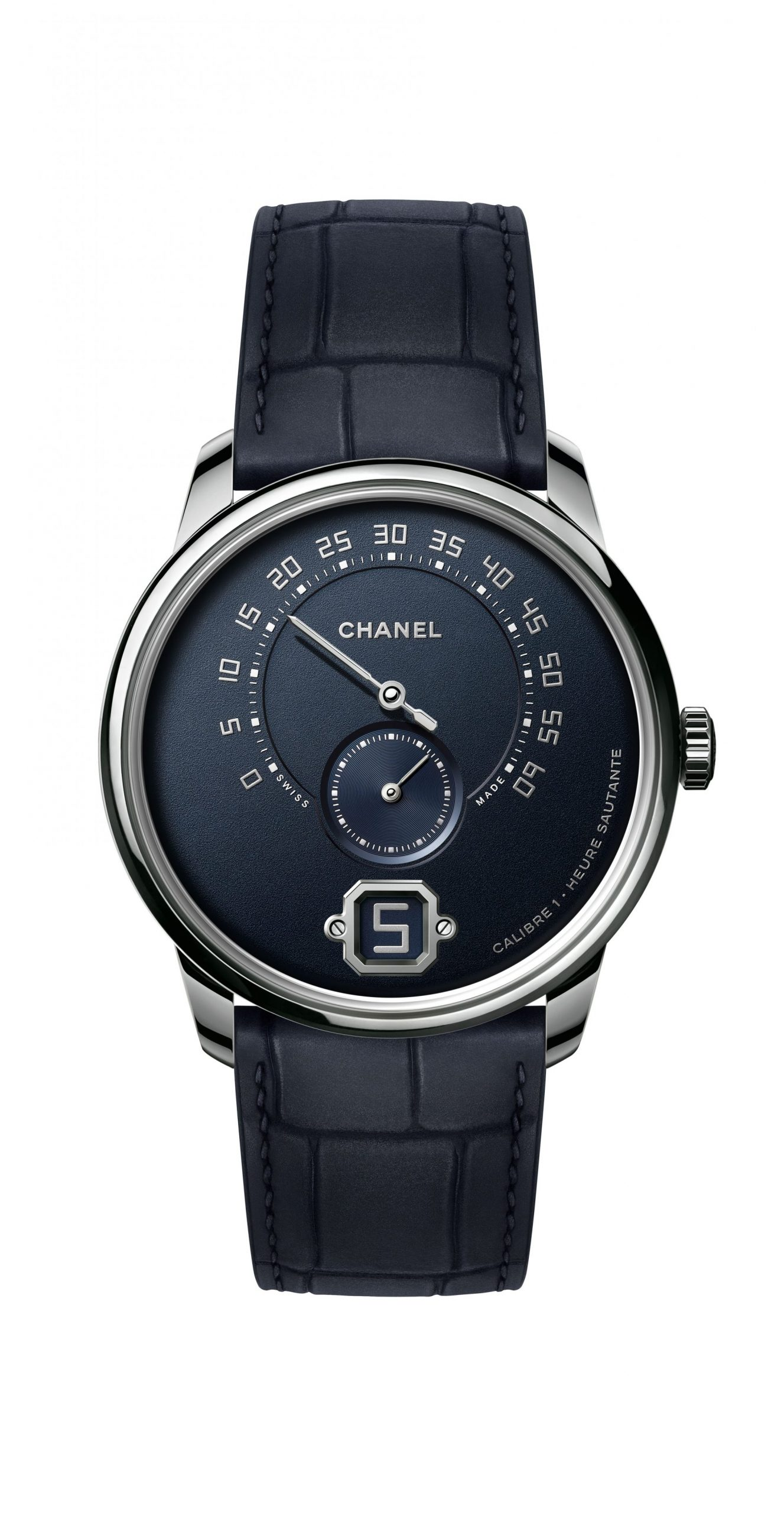 Chanel Monsieur de Chanel Blue von 2020