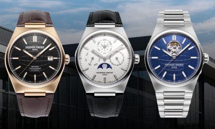 Die 3 neuen Frédérique Constant Highlife Modelle bleiben ihrer Linie treu