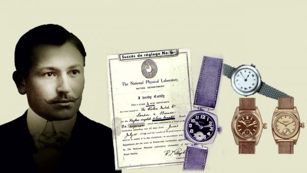 Wilsdorfs Wille nach echter Präzision brachte Rolex den zertifizierten Chronometer