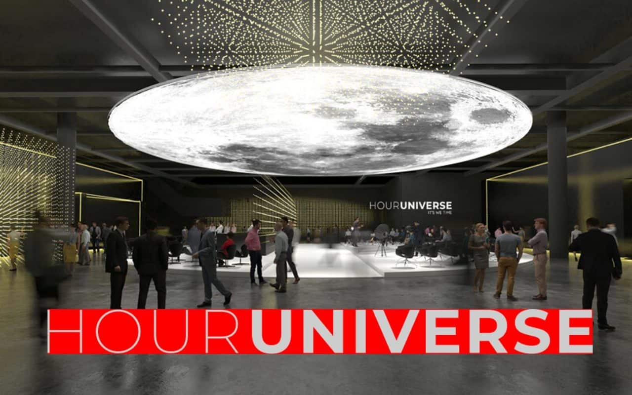 HourUniverse 8.-12. April 2021: Ist das nicht ein ziemlich grosser Plan?