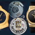 3 Hublot Classic Fusion Edition zum 40-jährigen Markenjubiläum – denn es waren turbulente Zeiten!