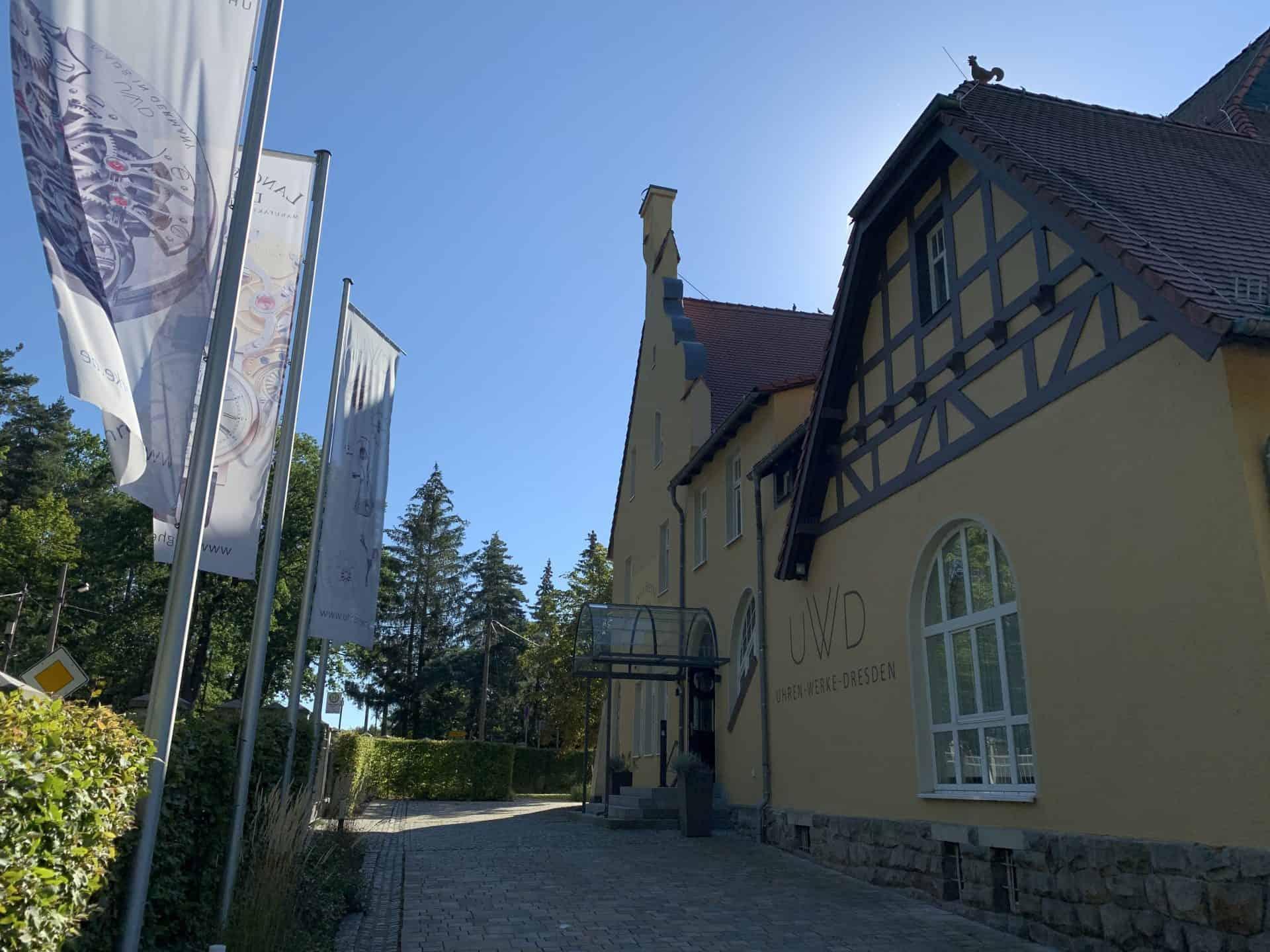 Todenmühle in Radeberg ist der Sitz von Lang & Heyne