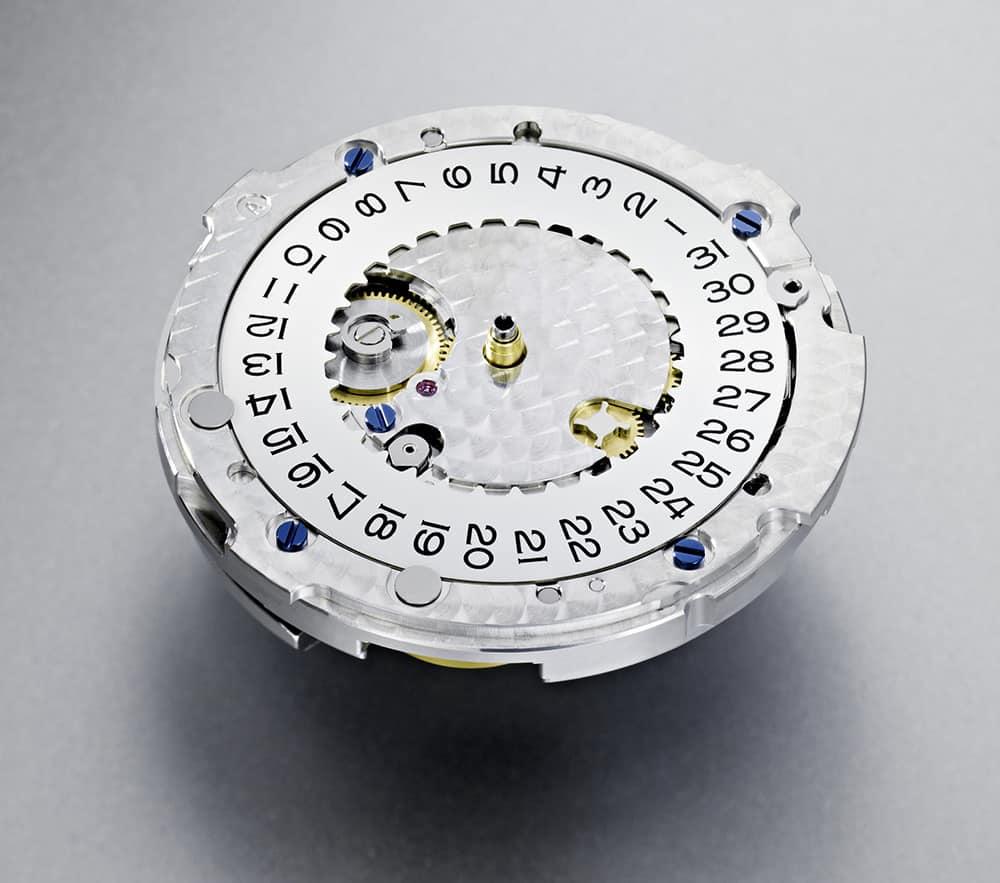 Rolex Kaliber 3235 Vorderseite Datum