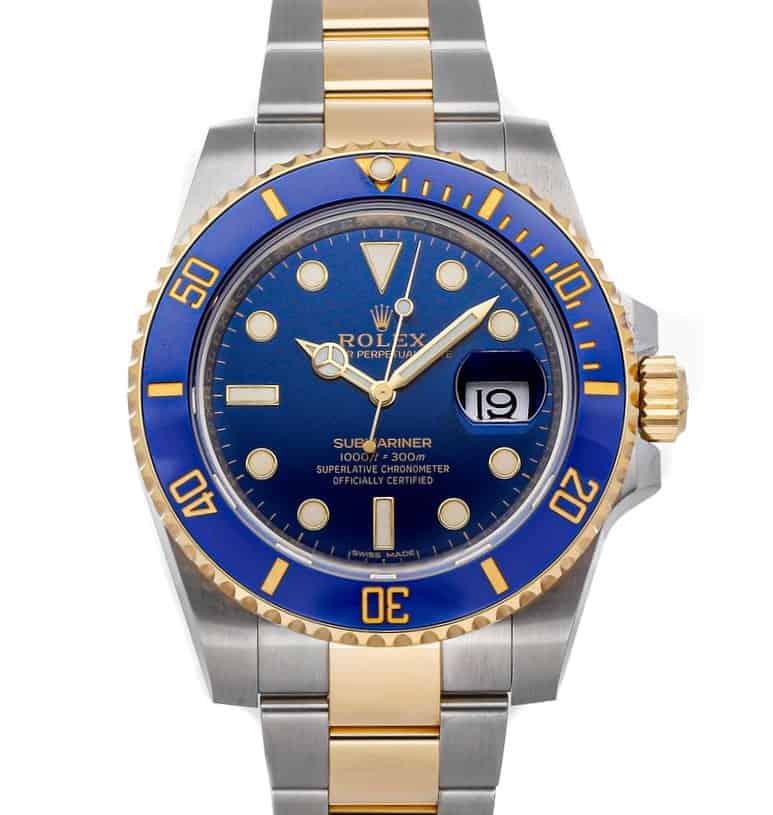 Rolex Submariner 115513 LB