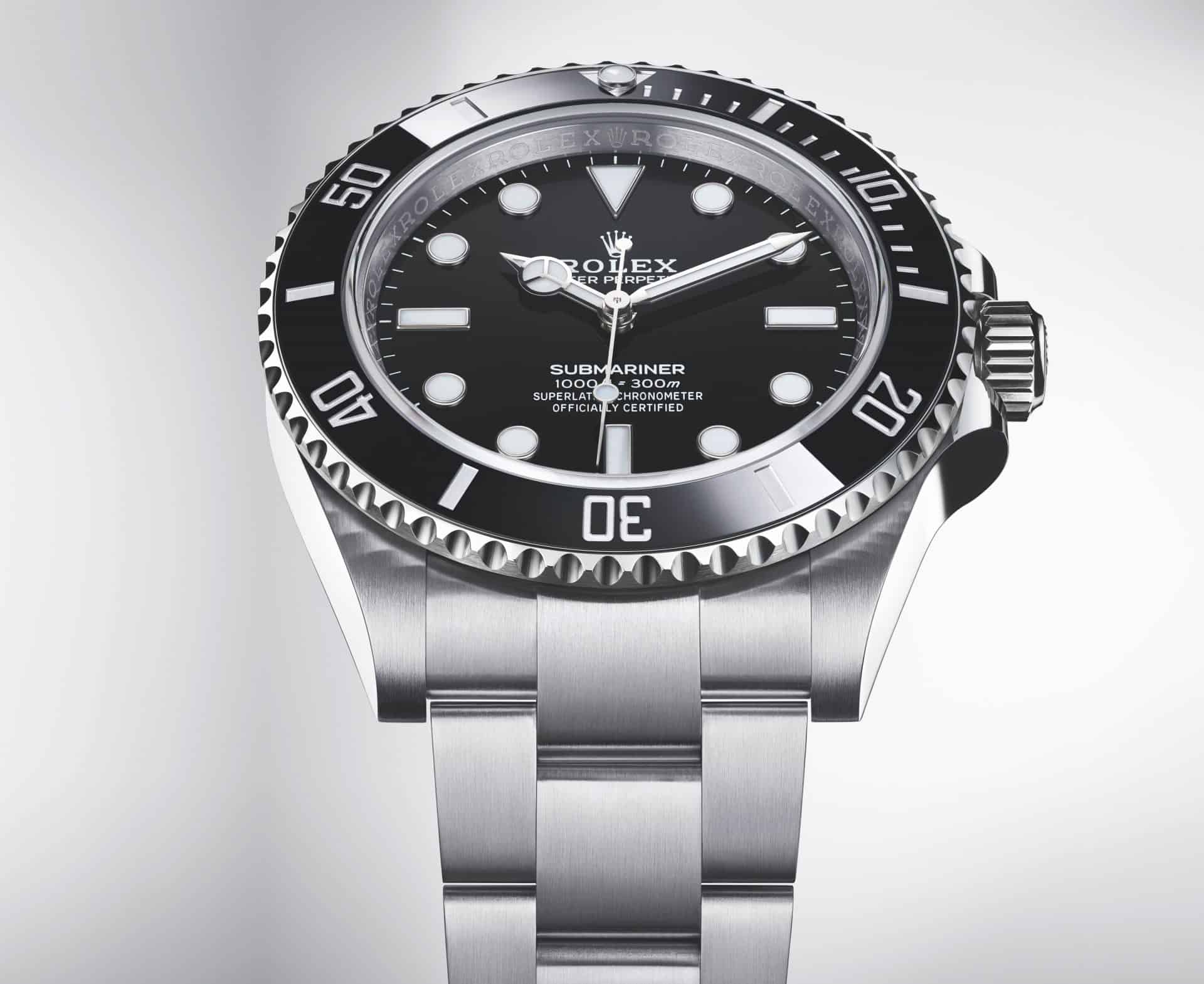 Rolex Oyster Perpetual Submariner Referenz 124060 0001 2001ac 002