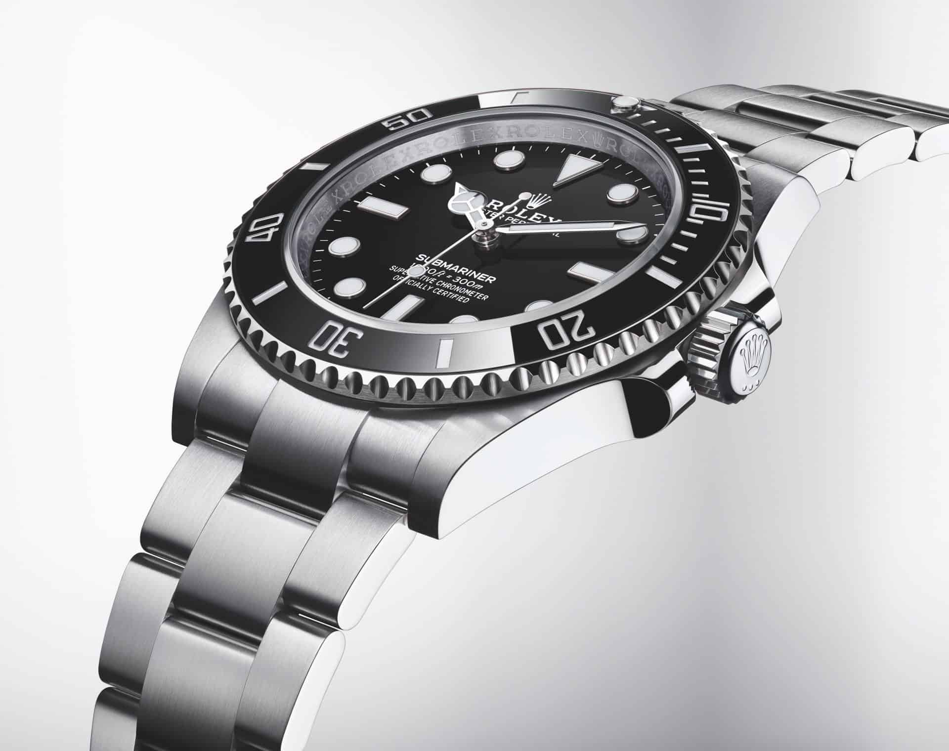 Rolex Oyster Perpetual Submariner Referenz 124060 0001 2001ac 003