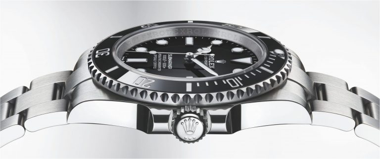 Rolex Oyster Perpetual Submariner Referenz 124060-00012001ac Profil