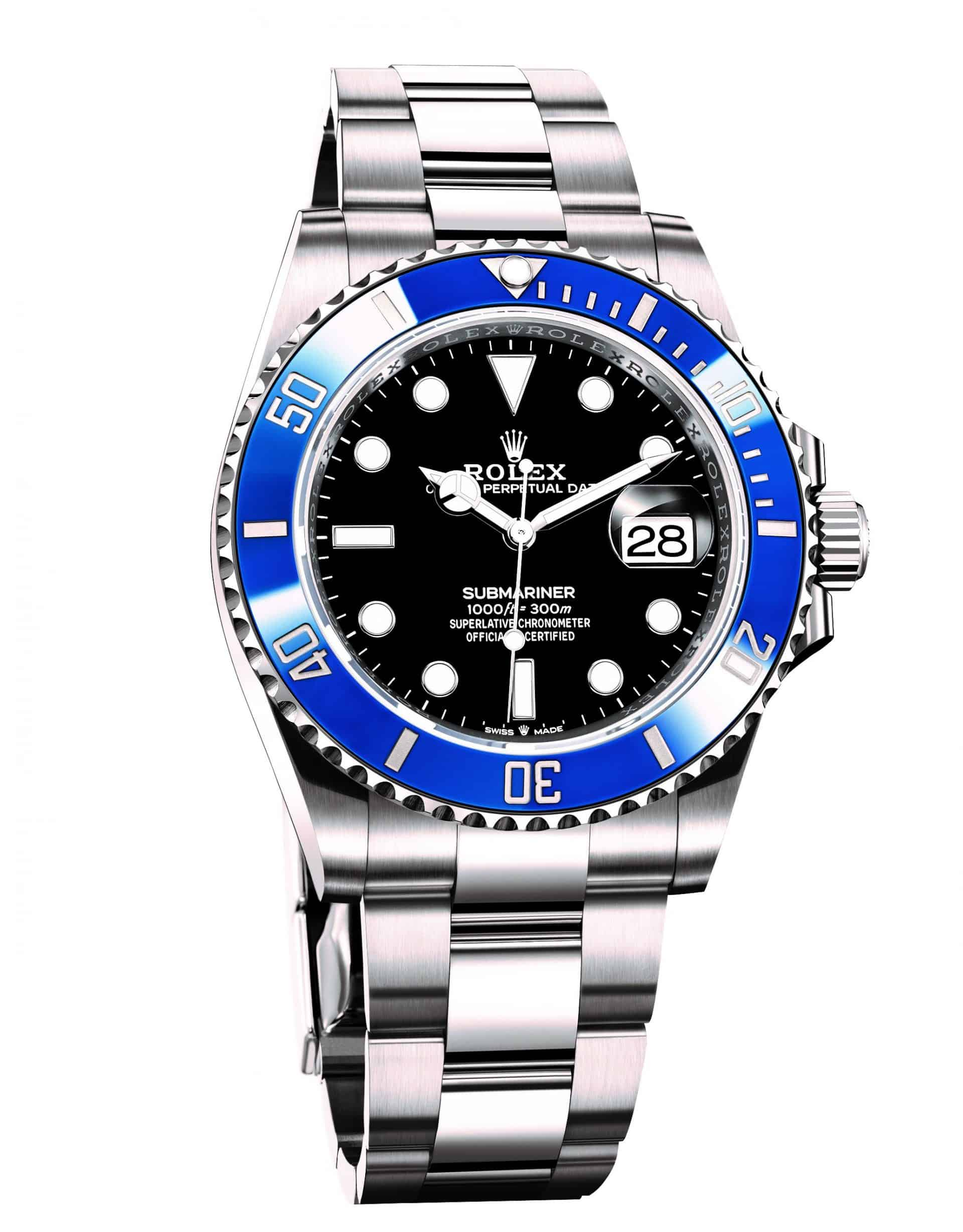 Rolex Oyster Perpetual Submariner Date-Modelle 126619 LB