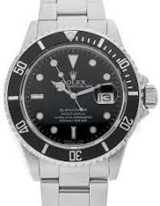 Rolex Submariner 16800 von 1984