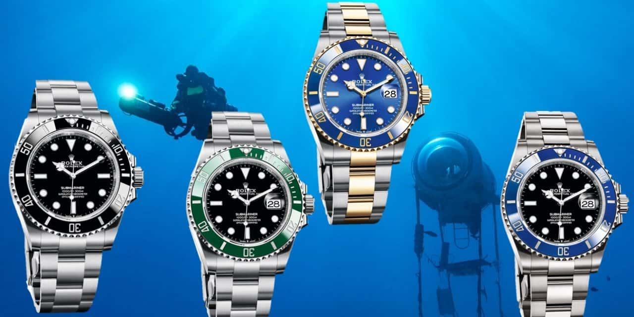 Rolex Submariner und Rolex Submariner Date: Das sind die Unterschiede zum Vorgängermodell!