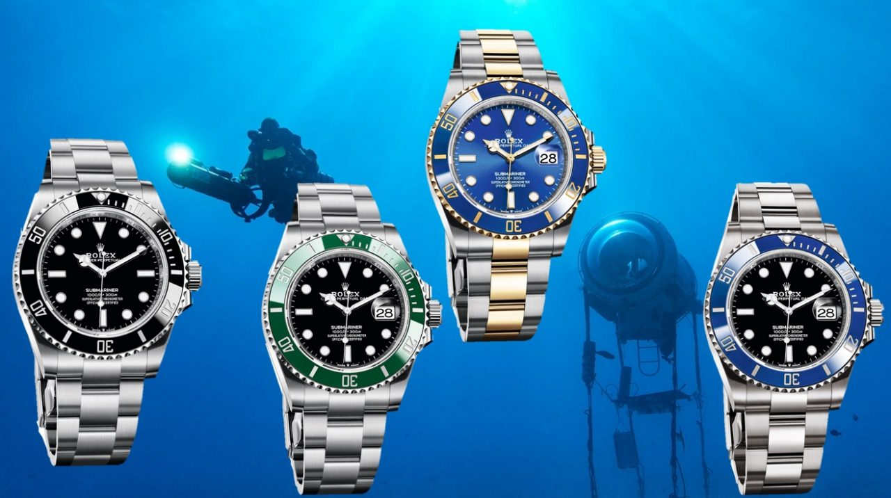 Die neue Rolex Submariner und Rolex Submariner Date – das sind die Unterschiede zum Vorgängermodell!