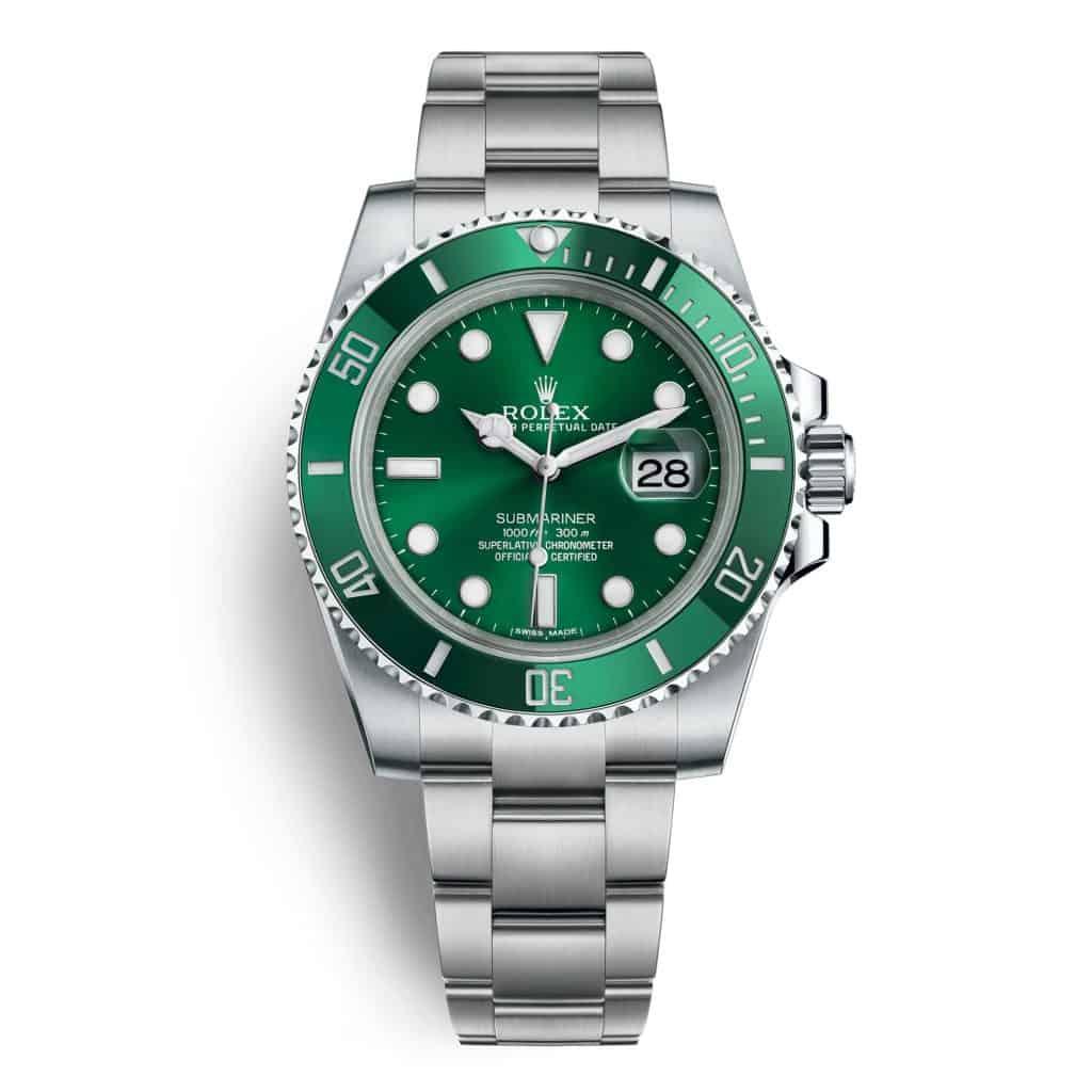 Mit Spitznamen Hulk - die Rolex Submariner 116610 LV