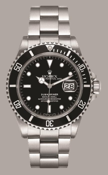 Rolex Submariner 16610 von 1988 Kaliber 3135