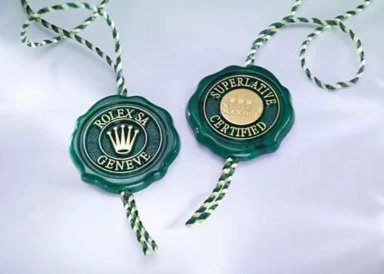 Rolex Zertifikate COSC und Chronometer der Superlative
