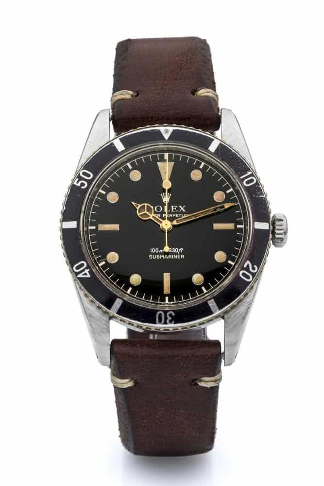 Rolex Submariner 6536 Kaliber 1030 Bild Collector Square
