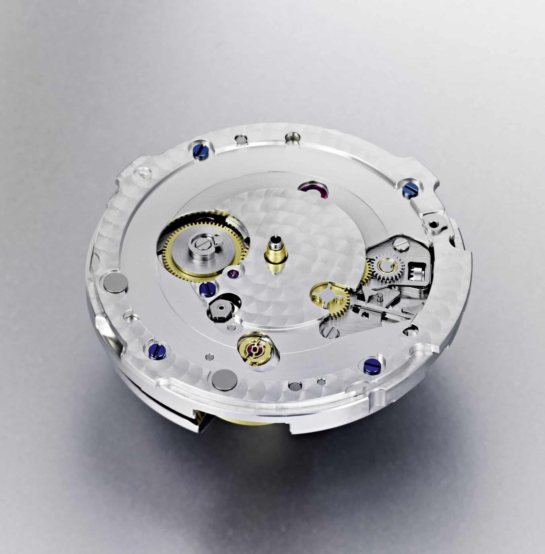 Rolex Kaliber 3235 unter Zifferblatt