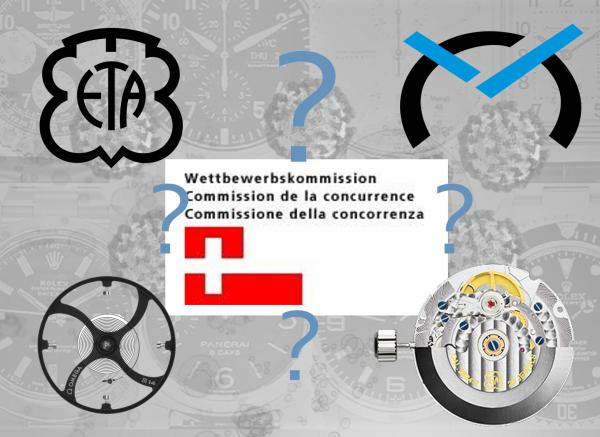 Turbulente Zeiten für ETA, Swatch und die Schweizer Uhrenindustrie. Die WEKO Entscheidung lässt aufhorchen.