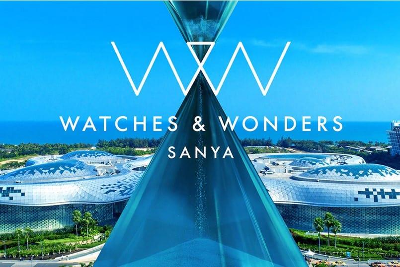 WatchesWonders Sanya 29.09.2020 bis 31.10.2020