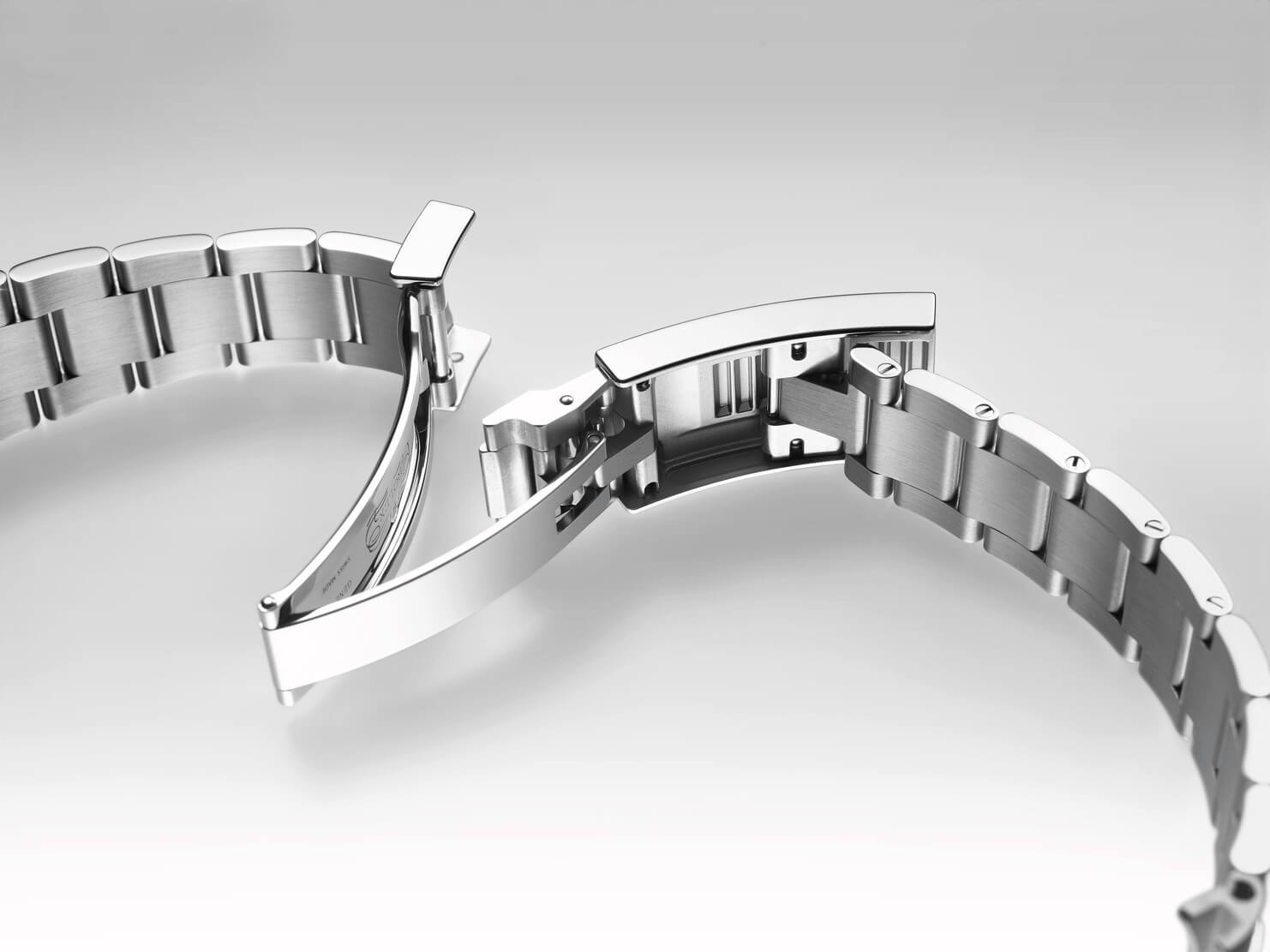 Rolex Oyster Glidelock Armband
