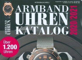 Neu am Markt: der Armbanduhren Katalog 2020/2021