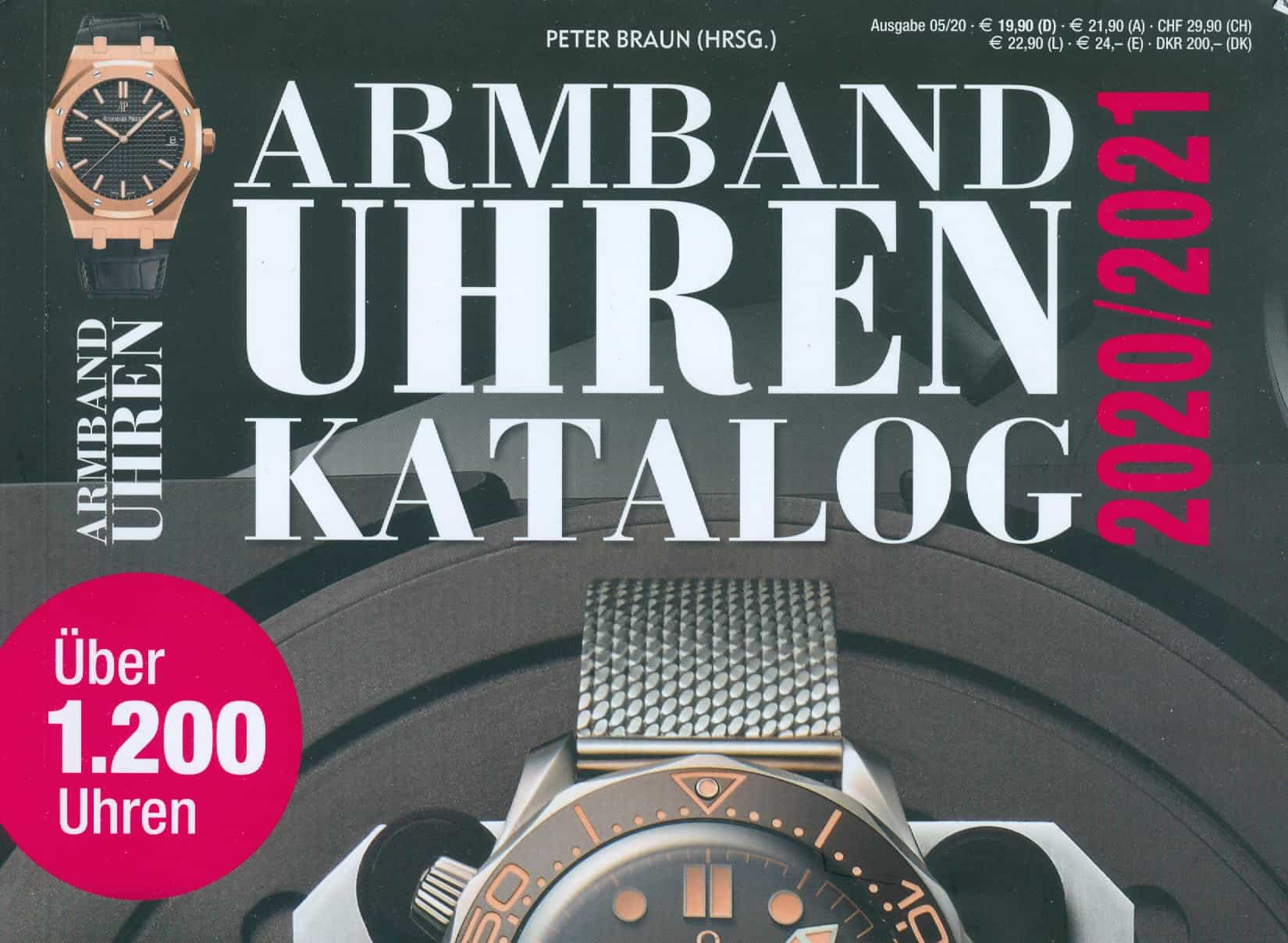 Armbanduhren Katalog 2020/2021Armbanduhren Katalog 2020/2021