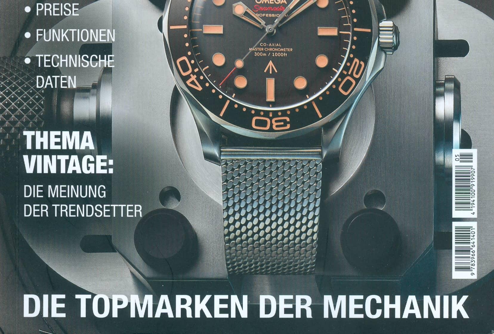 Armbanduhren Katalog Heel Verlag 2020 2021 Titel 2
