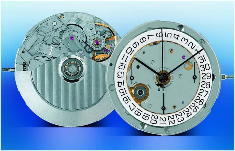 Automatikkaliber Eta 7753 Chronograph