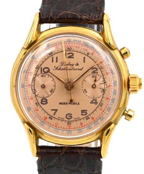 Dubey & Schaldenbrand Chronograph zum Schätzpreis 400 Euro