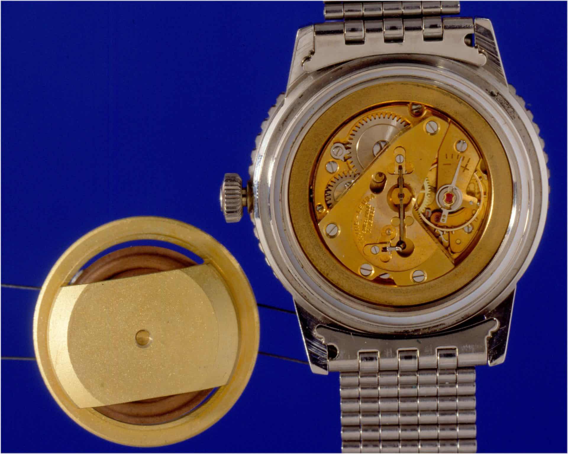 Favre Leuba Bivouac 1963 Uhrwerk C Uhrenkosmos