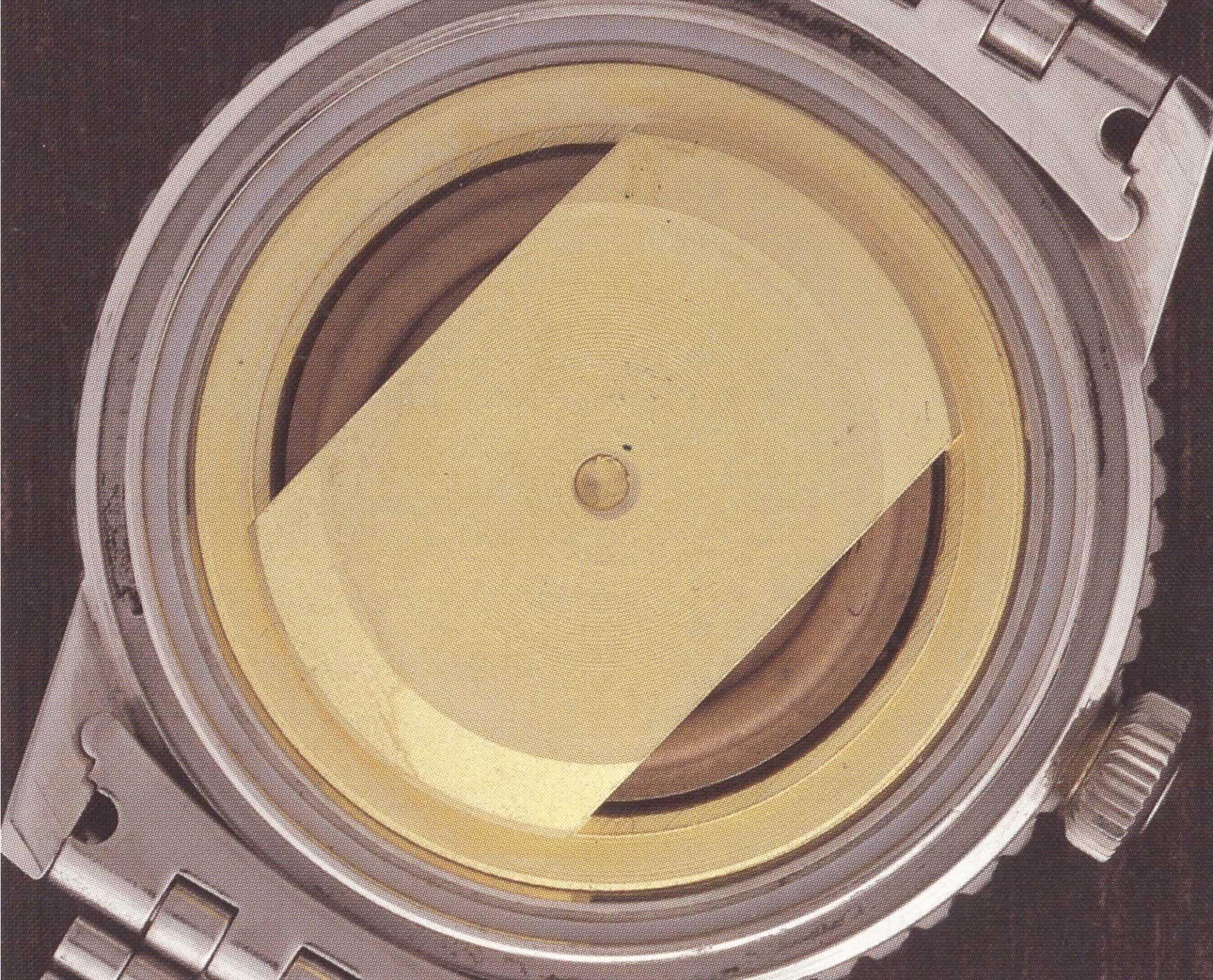 Bivouac 1963 Werk (C) Uhrenkosmos