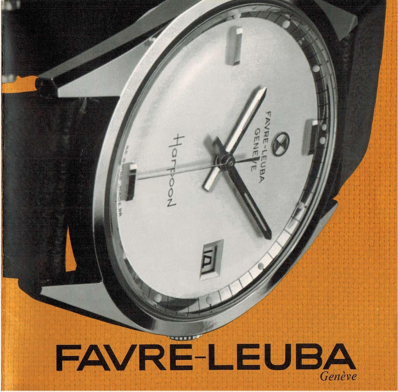 Uhrenkatalog von 1968