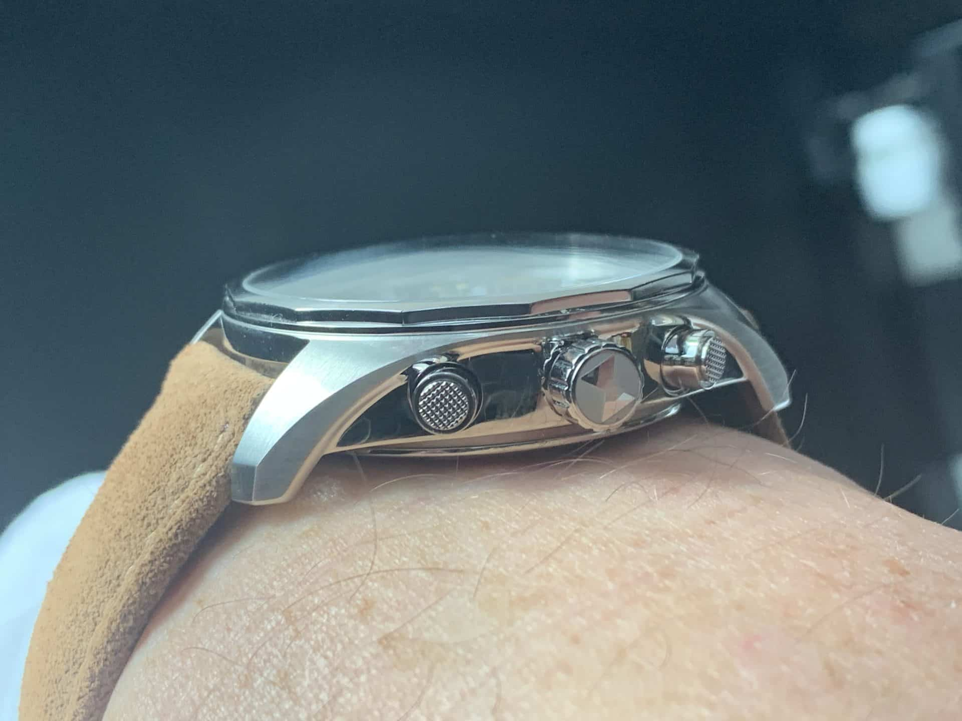 Favre-Leuba Chief Chronograph