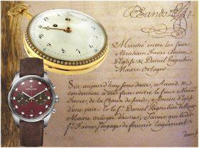 Favre-Leuba Uhren und ihre 284-jährige Geschichte