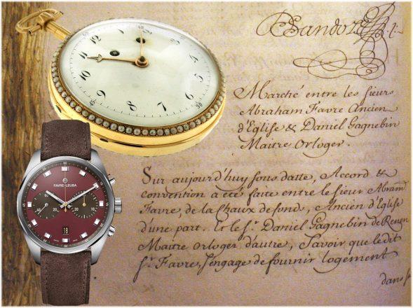 Die Uhrenmarke Favre-Leuba setzt auf Selbstvertrauen und ihre 283-jährige Geschichte