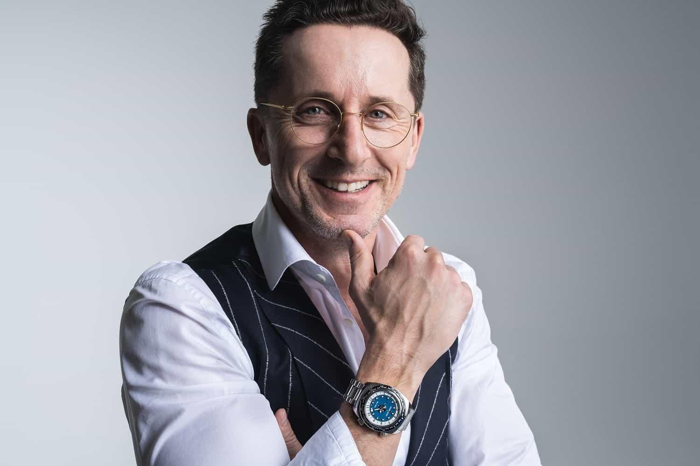 CEO Philippe Roten