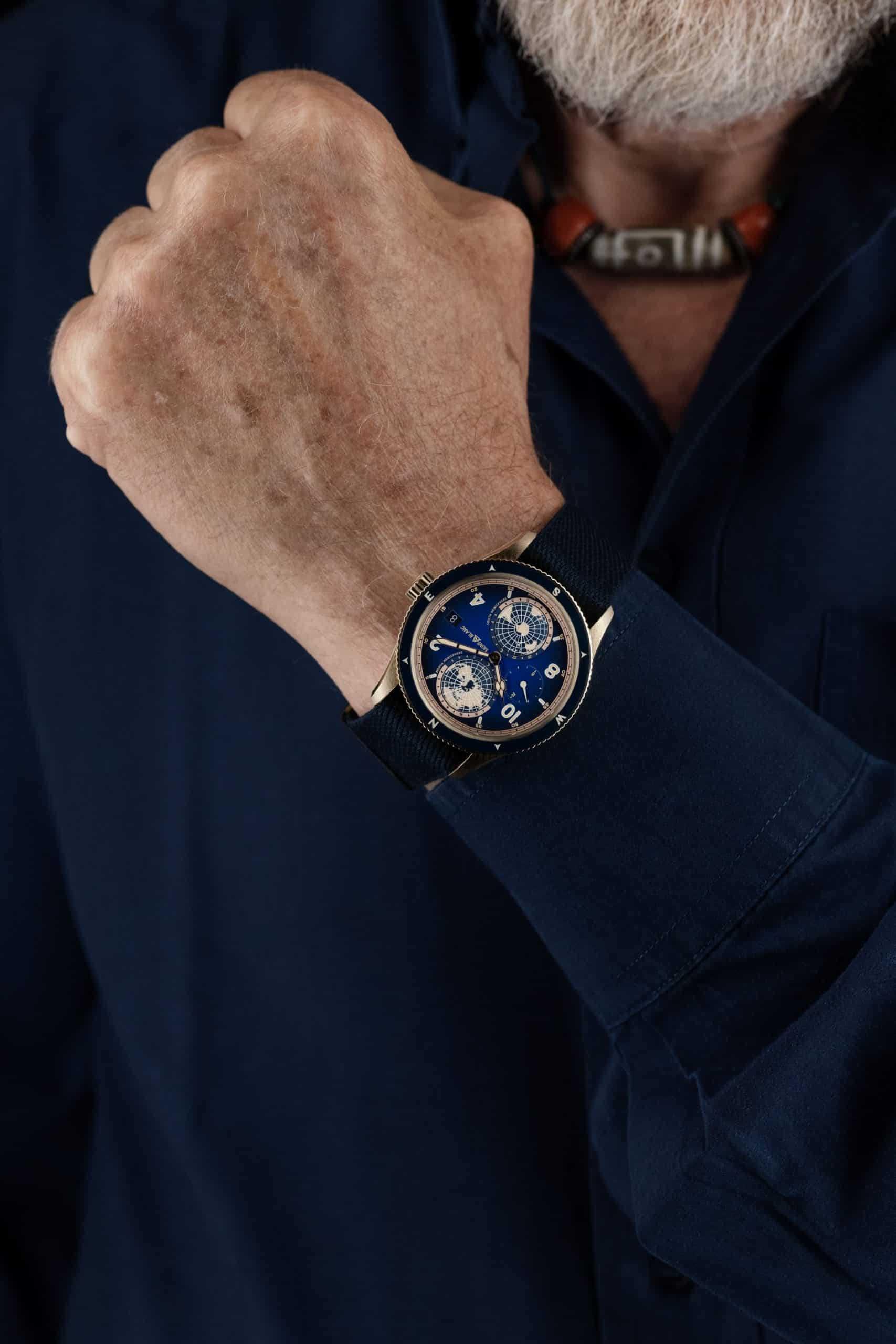 Montblanc 1858 Geosphere Reinhold Messner LE 262 Ref. 126361 04 scaled