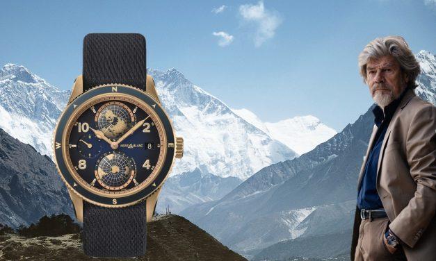 Montblanc 1858 Geosphere Reinhold Messner – eine Uhr für eine Legende