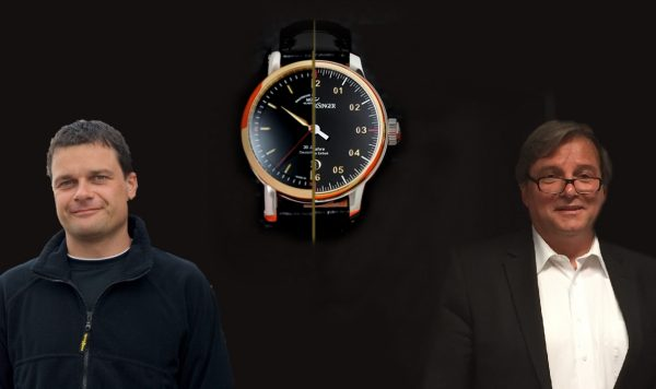 Einheitsuhr: 4 Armbanduhr-Modelle von Mühle-Glashütte und MeisterSinger zu Ehren der Deutschen Einheit
