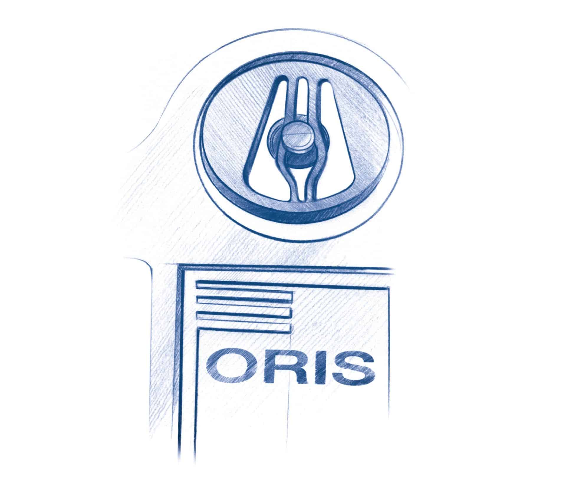 Oris Calibre 400 Rotorlager