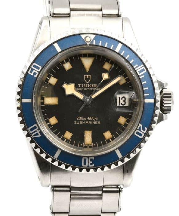 Tudor Prince Oysterdate Submariner um 1970 Schätzpreis 6000