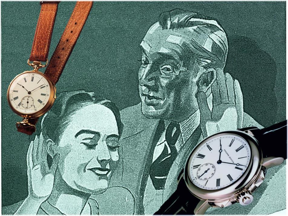 Zur Repetition die Geschichte der Uhren mit SchlagwerkEine Repetition ist ein akustischer Genuss! So entstanden diese Uhren mit Schlagwerk