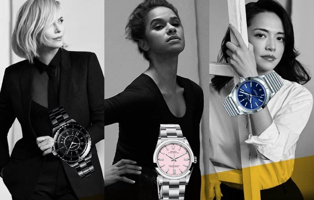 12 Sportliche Damenuhren von Breitling bis Zenith
