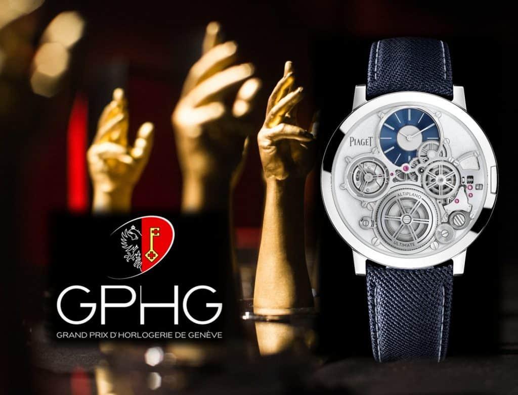 GPHG Grand Prix d'Horologerie de Geneve 2020