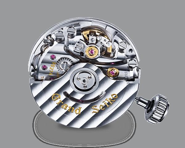Das Manufakturkaliber der Grand Seiko Chronograph Kaliber 9S27