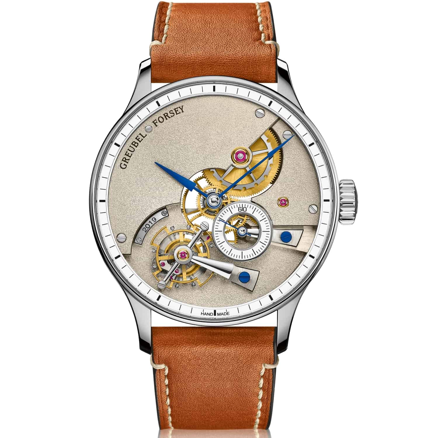 Greubel Forsey Hand Made 1 GPHG 2020