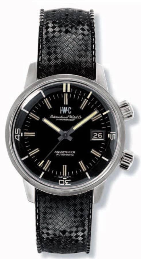 IWC Aquatimer 1967 Super Compressor