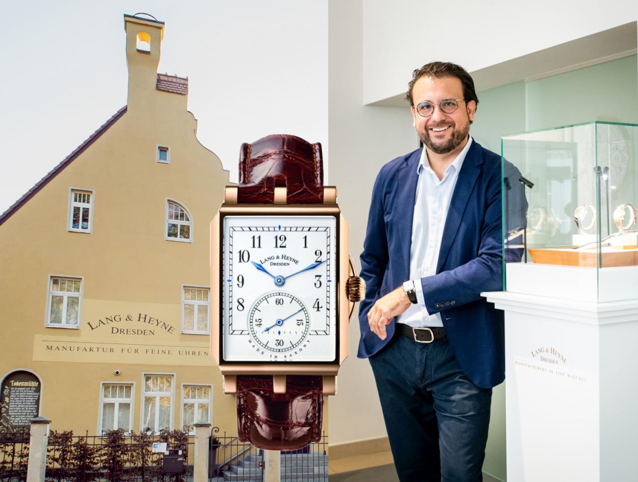 Alexander Gutierrez Diaz, CEO Lang & Heyne: Für mich hat der Heimatmarkt absolute Priorität!