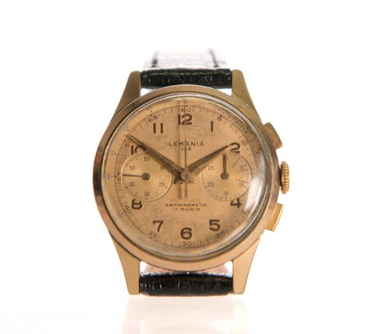 Lemania 105 Chronograph von privat auf Chronometric angeboten