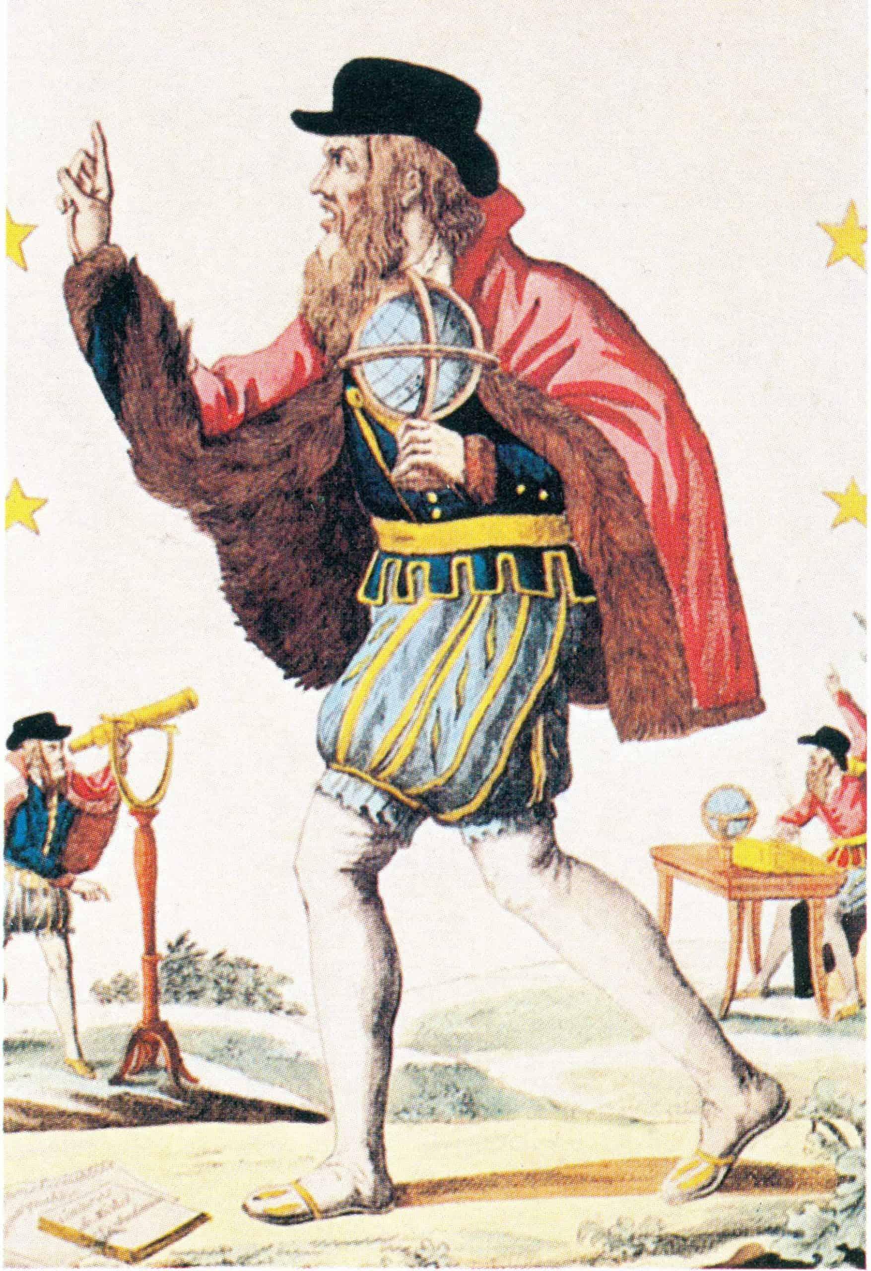 Michel Nostradamus war Apotheker, Astronom und Astrologe